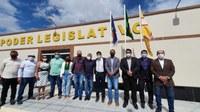 Câmara Realiza Hasteamento Simbólico de Bandeiras em Homenagem à Semana da Pátria